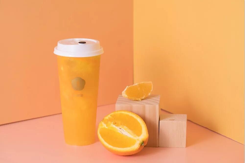 心研茶心爱橙子