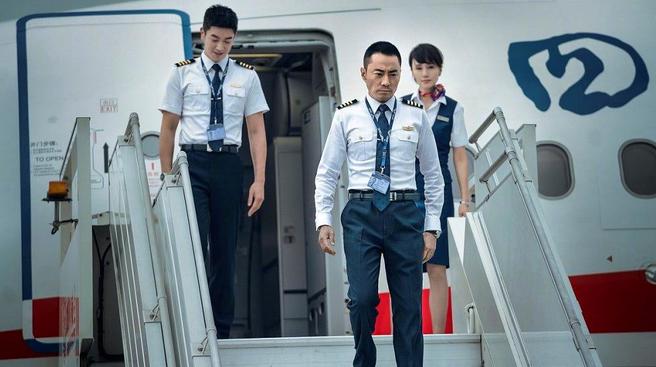 中国机长破5亿夺得了票房亚军