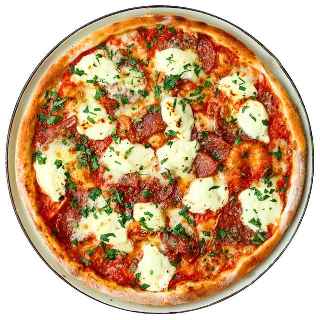 意式经典阿尔巴披萨