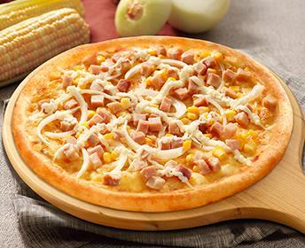 BBQ鸡肉比萨