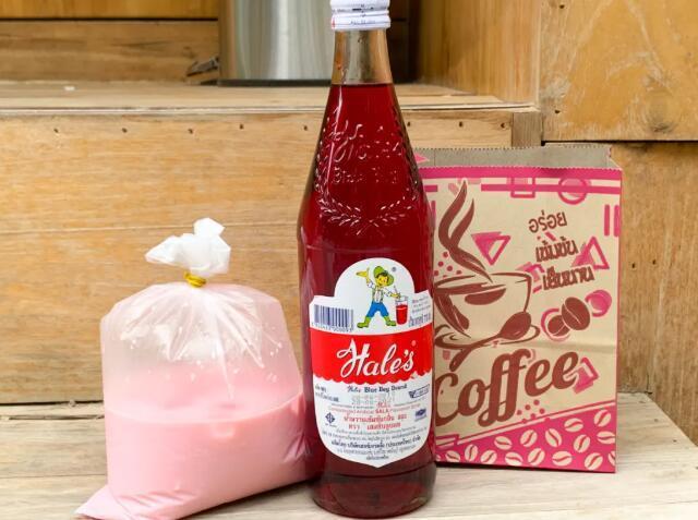 泰式粉红奶