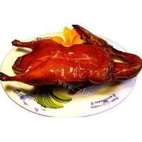 鲜香茶油鸭