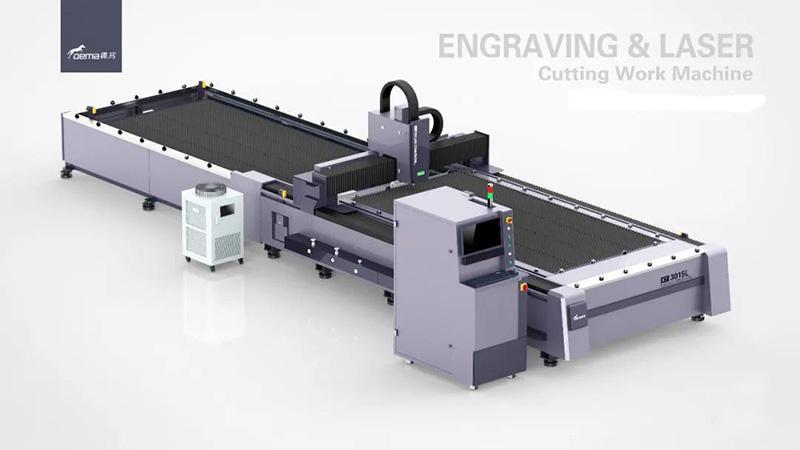 得马X7-3015L交换台面激光切割机供应商